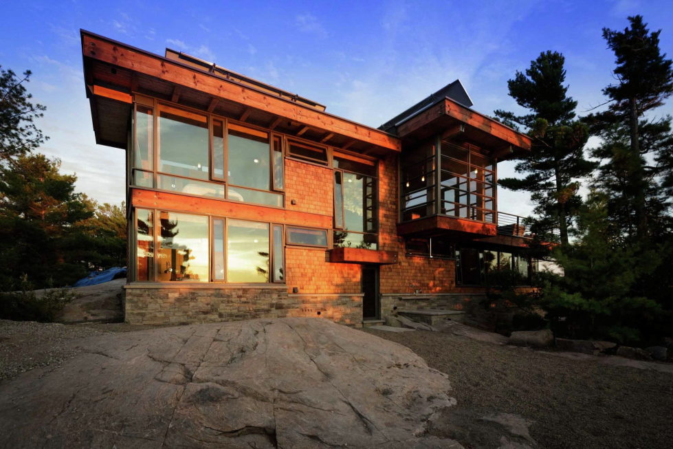 Monument Channel Cottage Residency Upon The Project Of CORE Architects 6