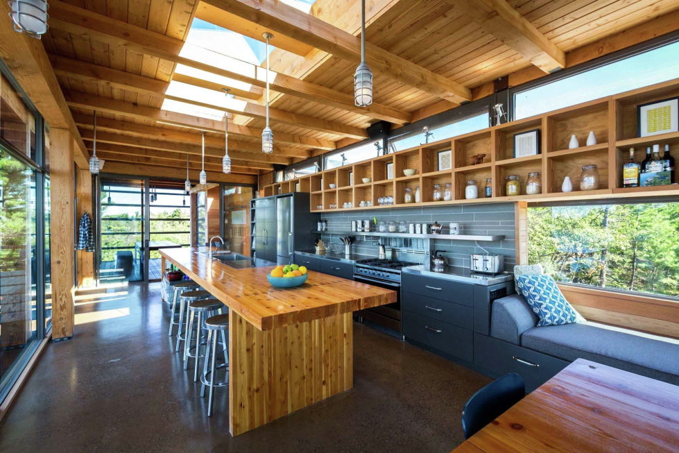 Monument Channel Cottage Residency Upon The Project Of CORE Architects 7