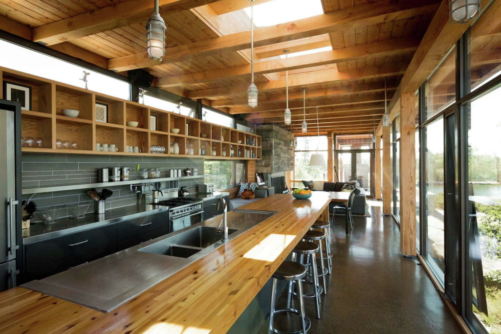 Monument Channel Cottage Residency Upon The Project Of CORE Architects 9