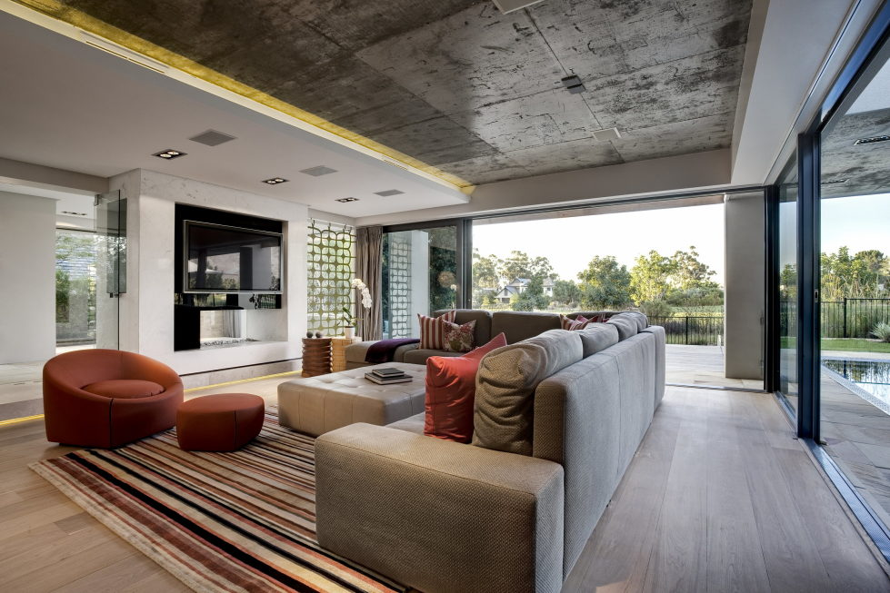 Pearl Valley 276 Country House In Cape Town, The Project Of Antoni Associates 9