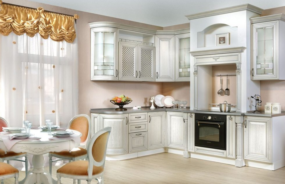 Popular Styles In Kitchen Design - Classicism