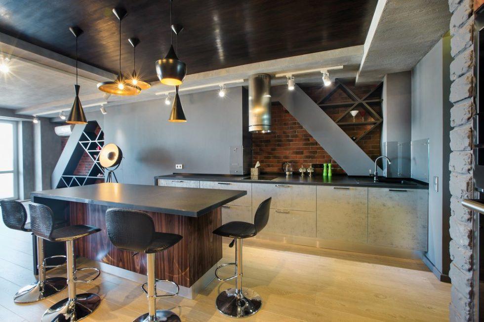 Popular Styles In Kitchen Design - Loft