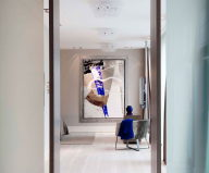 The Glass House In Amsterdam From Essentials Interieur and Roy De Scheemaker