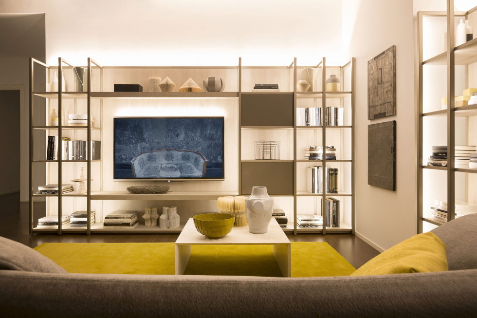 The luxury Citylife apartment from Matteo Nunziati, Milan, Italy 1