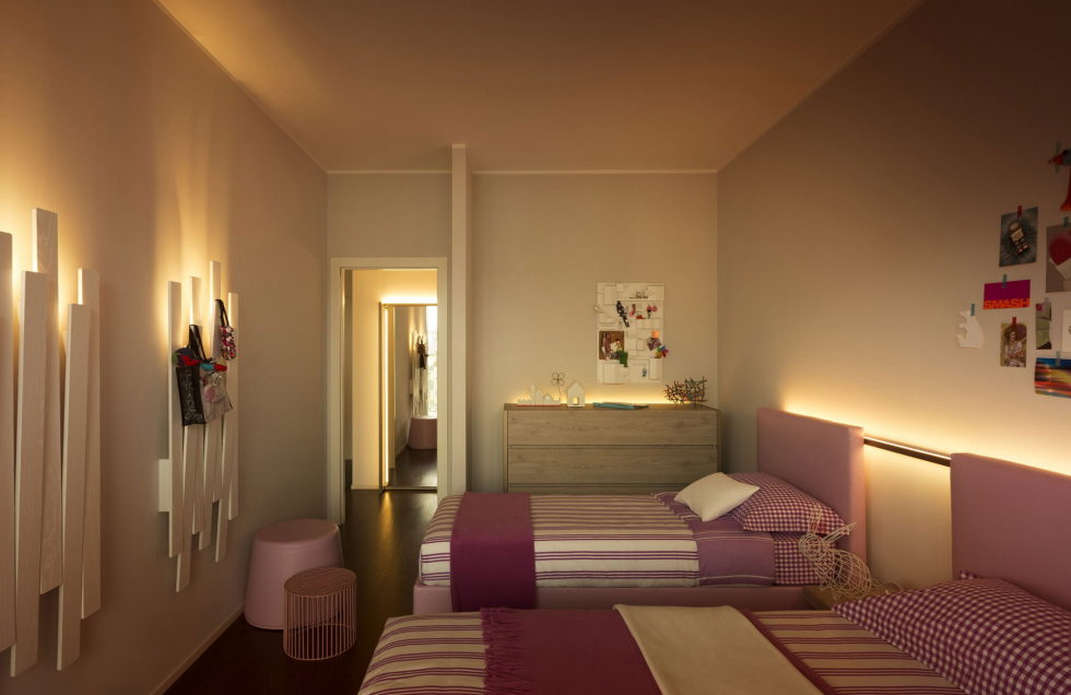 The luxury Citylife apartment from Matteo Nunziati, Milan, Italy 10