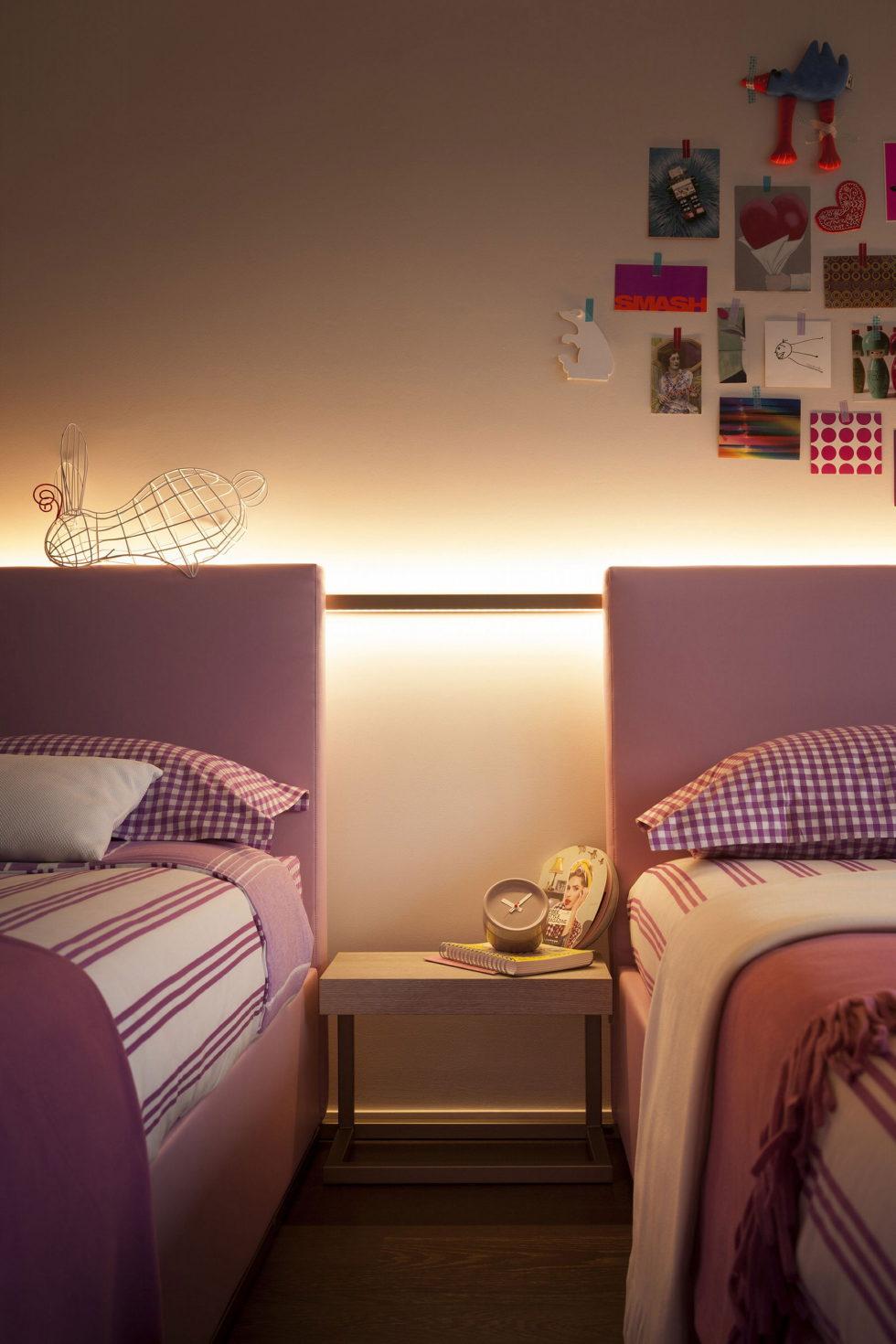 The luxury Citylife apartment from Matteo Nunziati, Milan, Italy 12