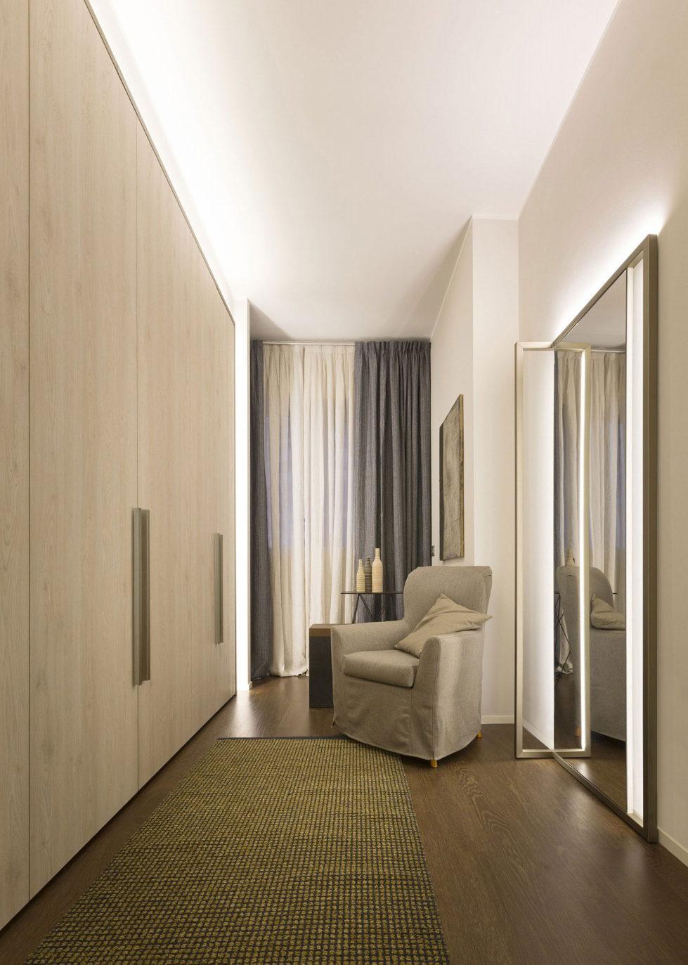 The luxury Citylife apartment from Matteo Nunziati, Milan, Italy 15