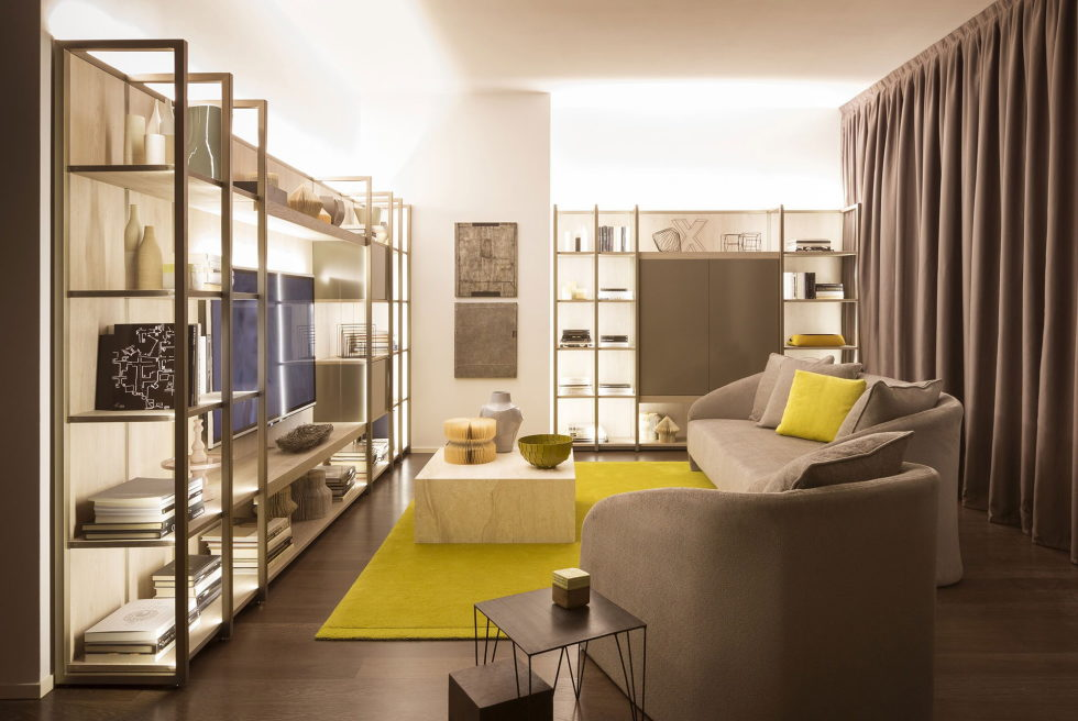 The luxury Citylife apartment from Matteo Nunziati, Milan, Italy 2