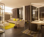 The luxury Citylife apartment from Matteo Nunziati Milan Italy