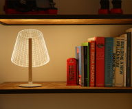 The new version of the Bulbing lamp with D effect by Nir Chehanowski ClASSi