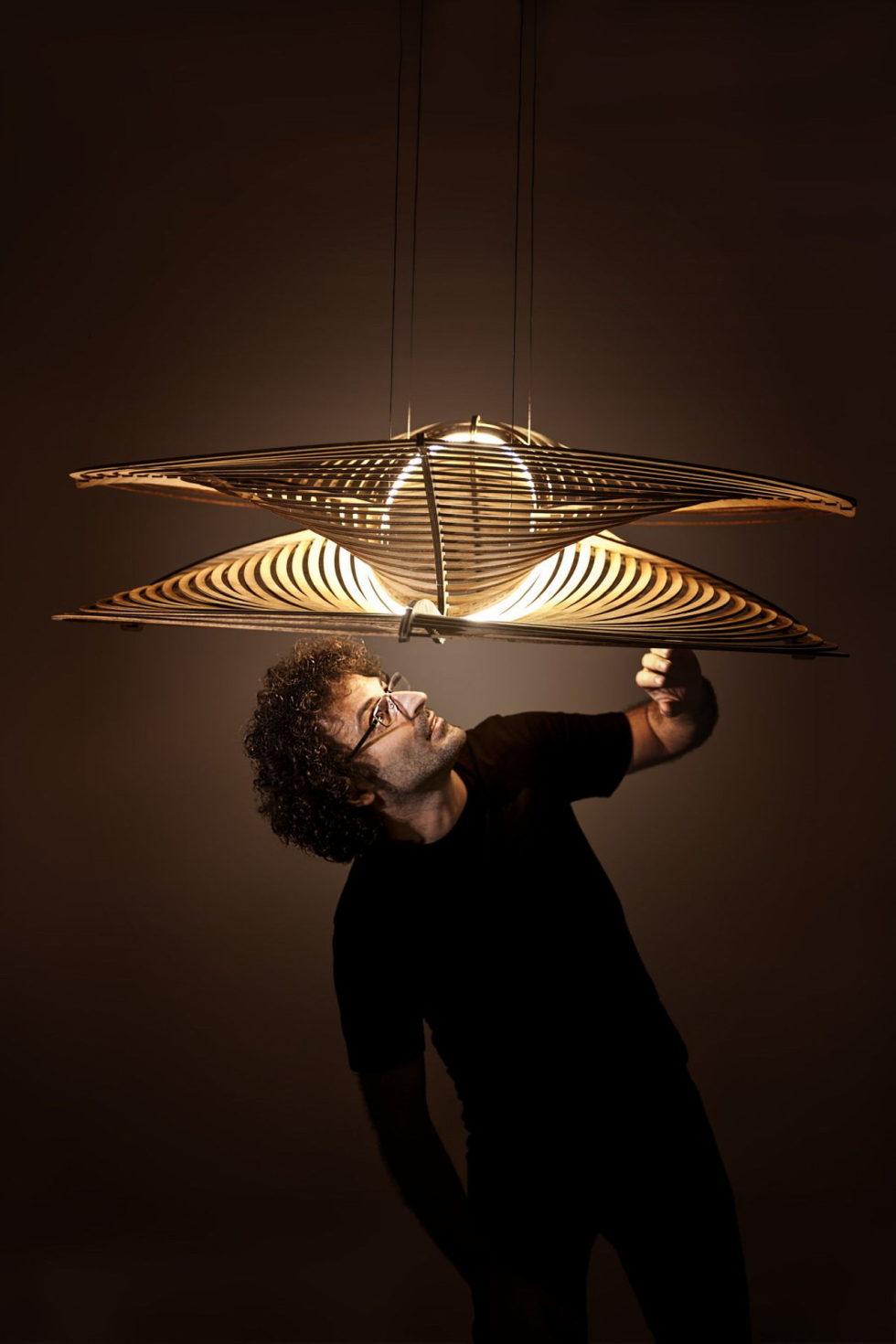 Un Solid Collection From The Italian Designer Mauro Del Santo 2