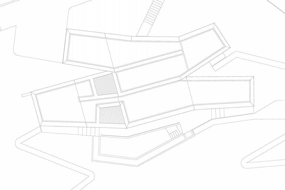 Camarim Arquitectos House in Gateira Plan 3