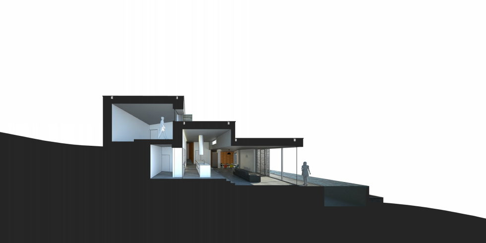 Camarim Arquitectos House in Gateira Plan 7