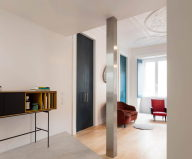 Chiado Apartments Seamless Day Spaces by Fala Atelier 10