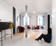 Chiado Apartments Seamless Day Spaces by Fala Atelier 11