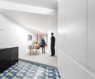 Chiado Apartments Seamless Day Spaces by Fala Atelier 12