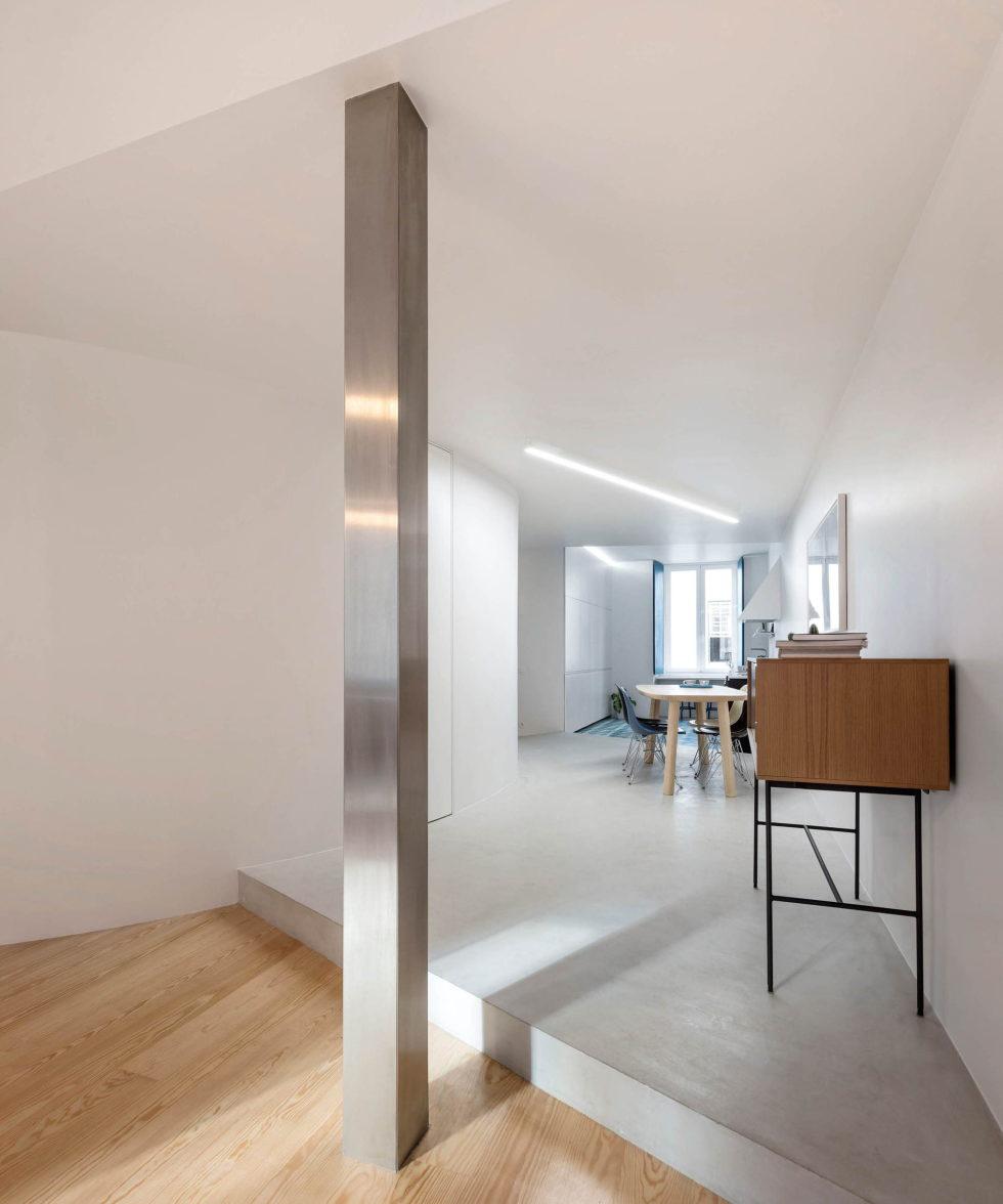 Chiado Apartments Seamless Day Spaces by Fala Atelier 16