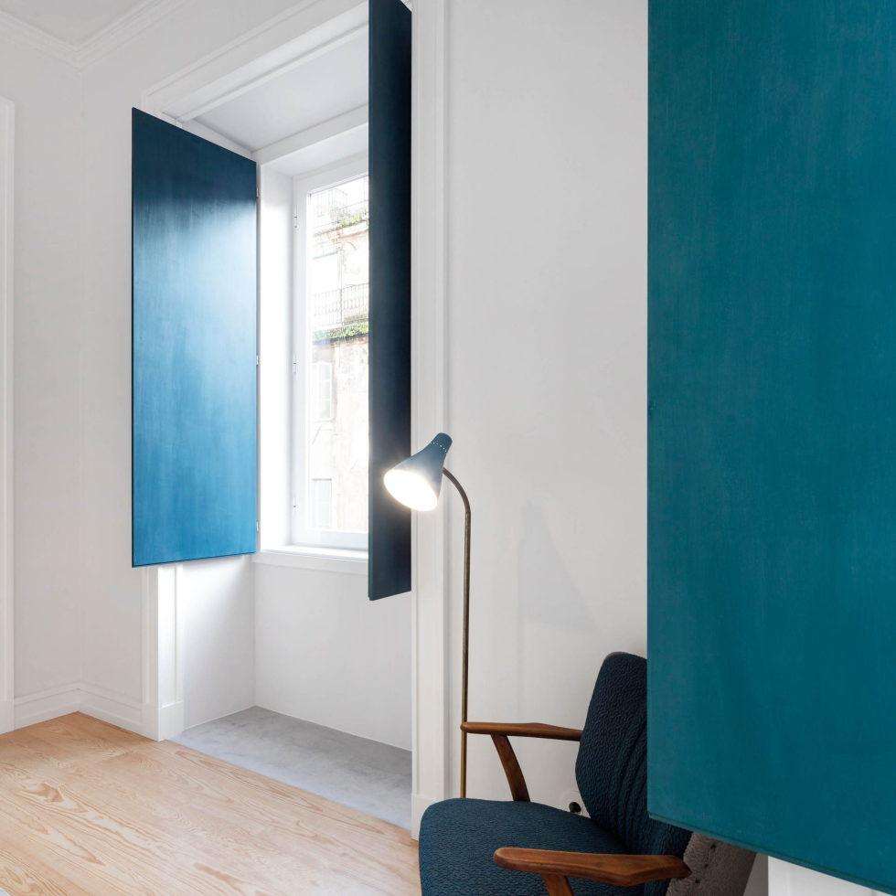 Chiado Apartments Seamless Day Spaces by Fala Atelier 2