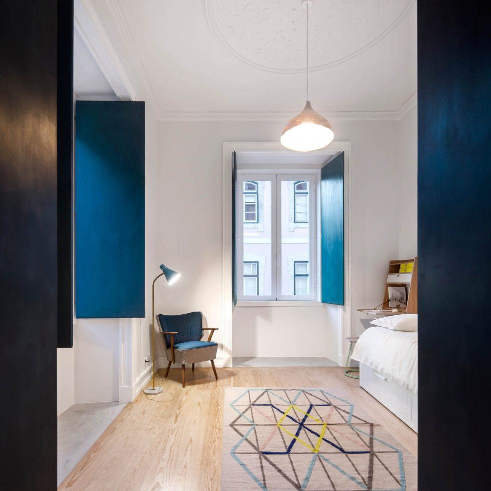 Chiado Apartments Seamless Day Spaces by Fala Atelier 21