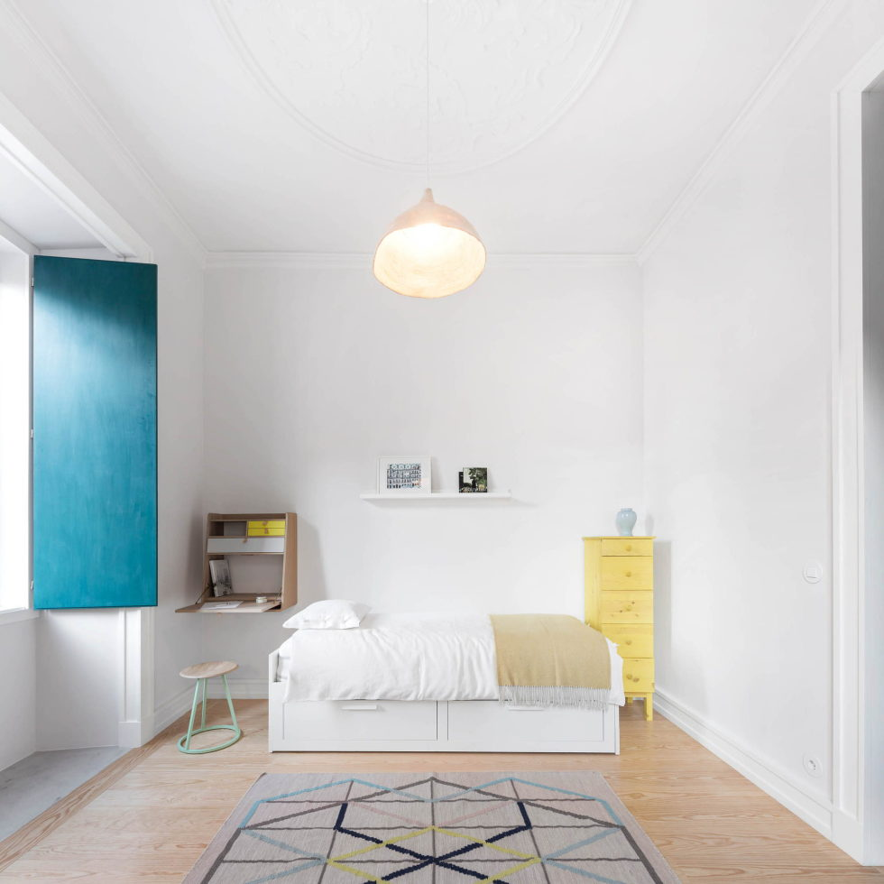 Chiado Apartments Seamless Day Spaces by Fala Atelier 22