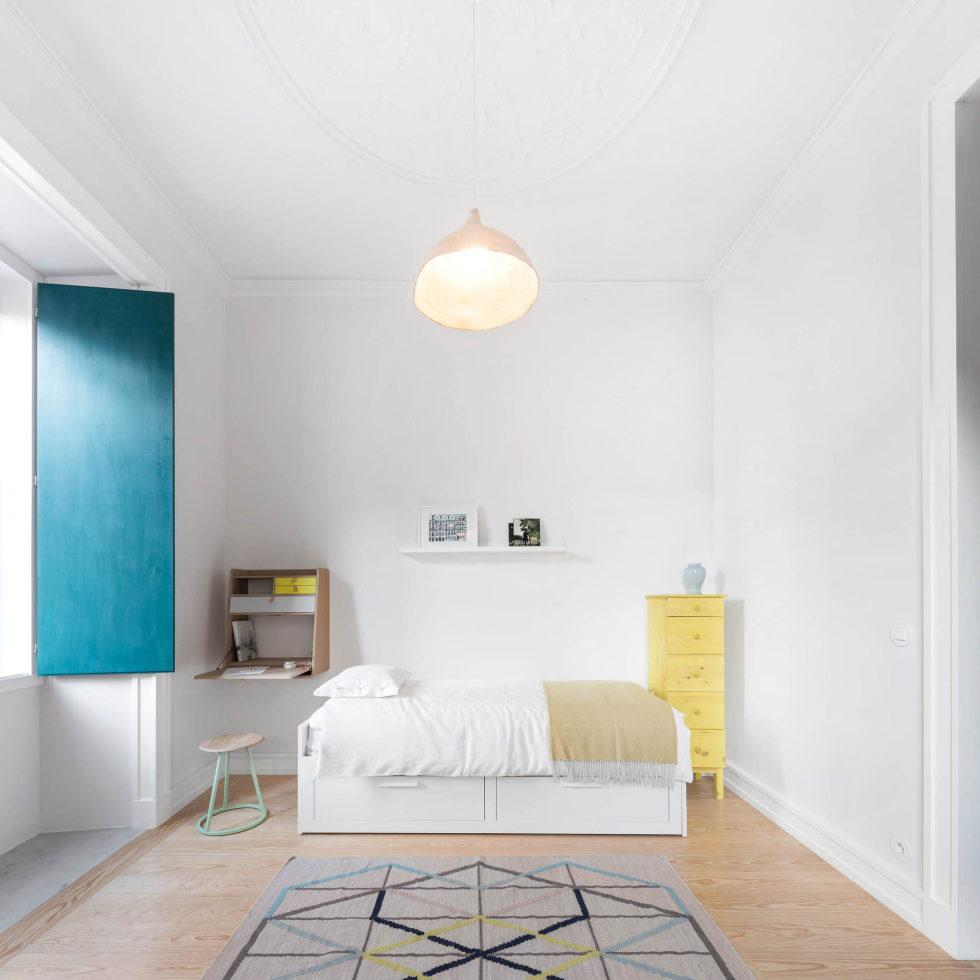 Chiado Apartments Seamless Day Spaces by Fala Atelier 22