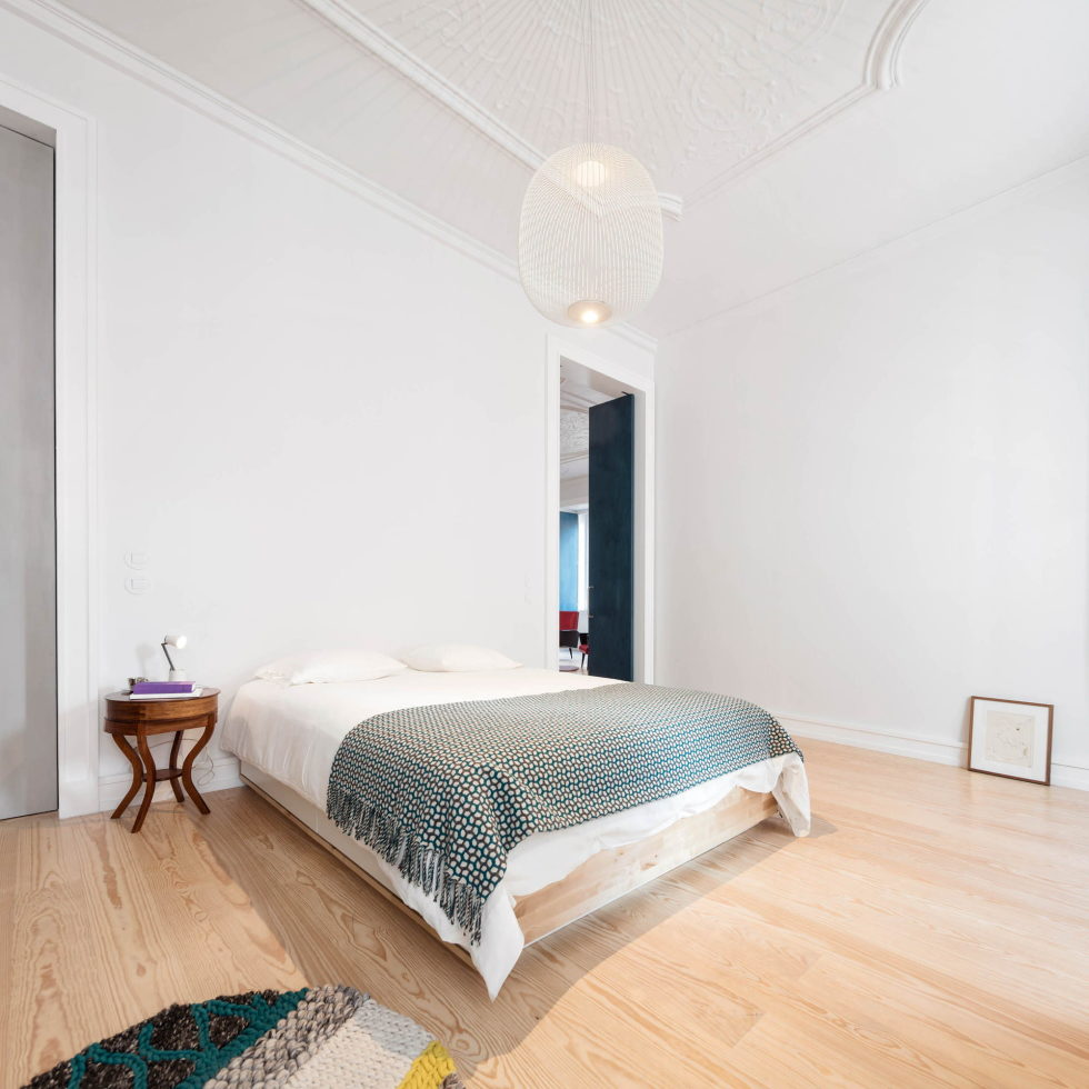 Chiado Apartments Seamless Day Spaces by Fala Atelier 23