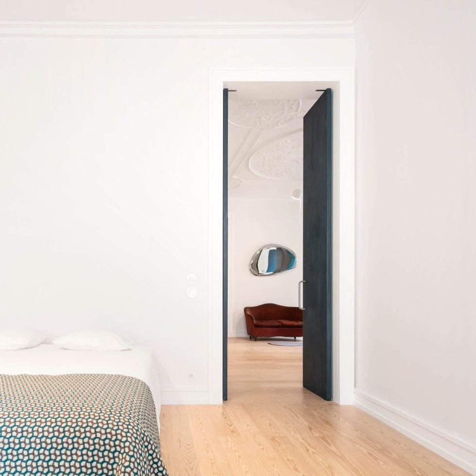 Chiado Apartments Seamless Day Spaces by Fala Atelier 24