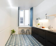Chiado Apartments Seamless Day Spaces by Fala Atelier 26