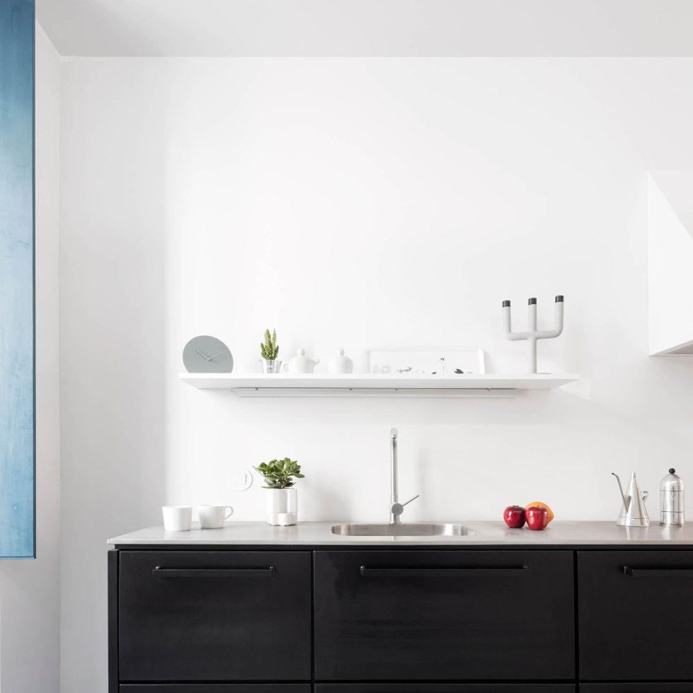 Chiado Apartments Seamless Day Spaces by Fala Atelier 27