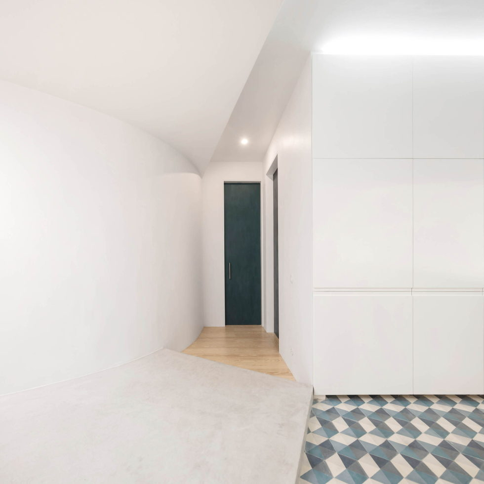 Chiado Apartments Seamless Day Spaces by Fala Atelier 3