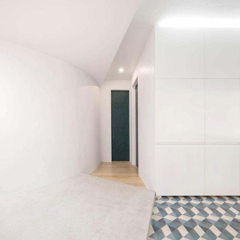 Chiado Apartments Seamless Day Spaces by Fala Atelier 3