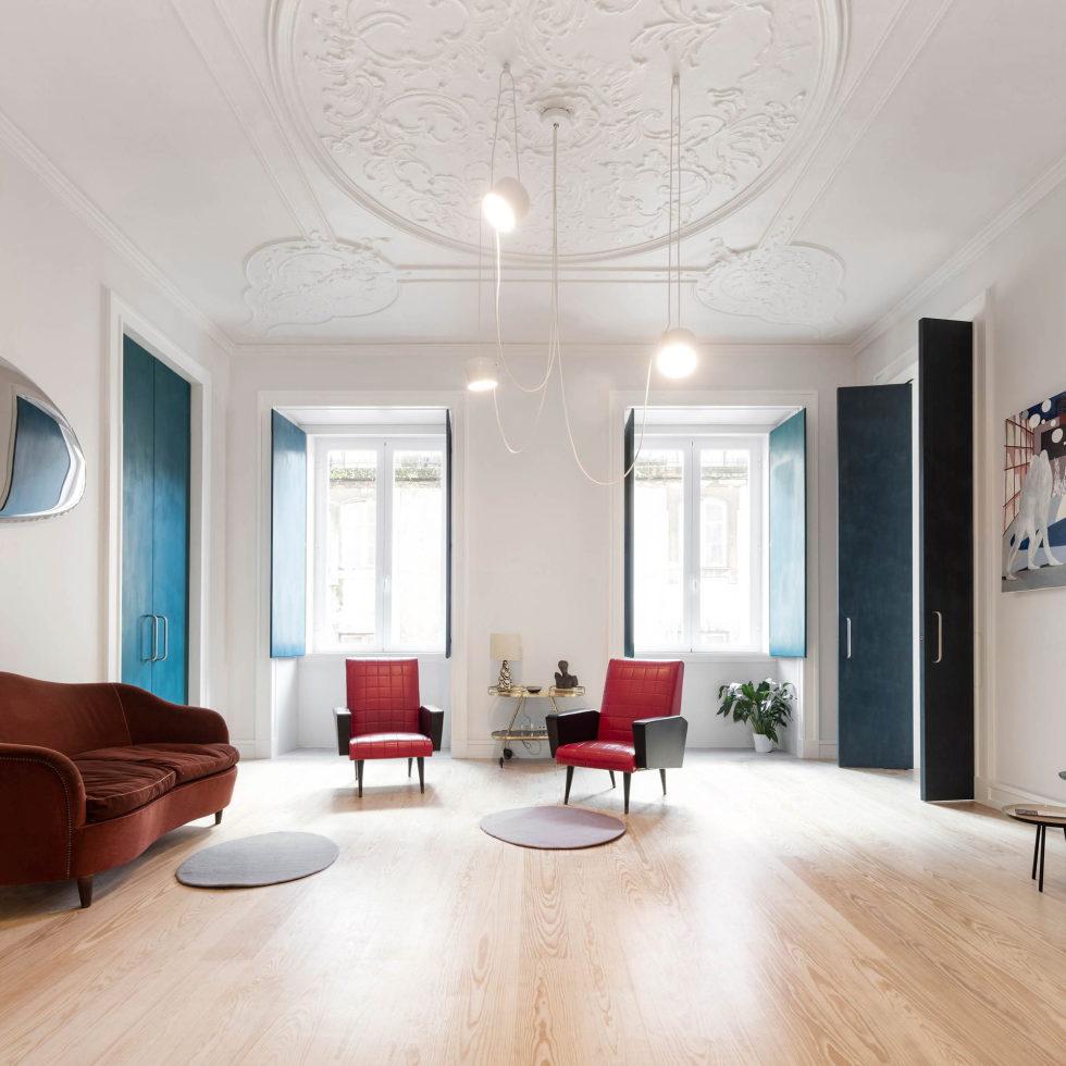 Chiado Apartments Seamless Day Spaces by Fala Atelier 4