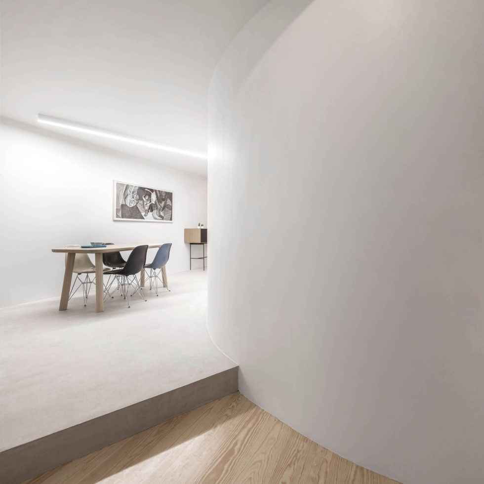 Chiado Apartments Seamless Day Spaces by Fala Atelier 7