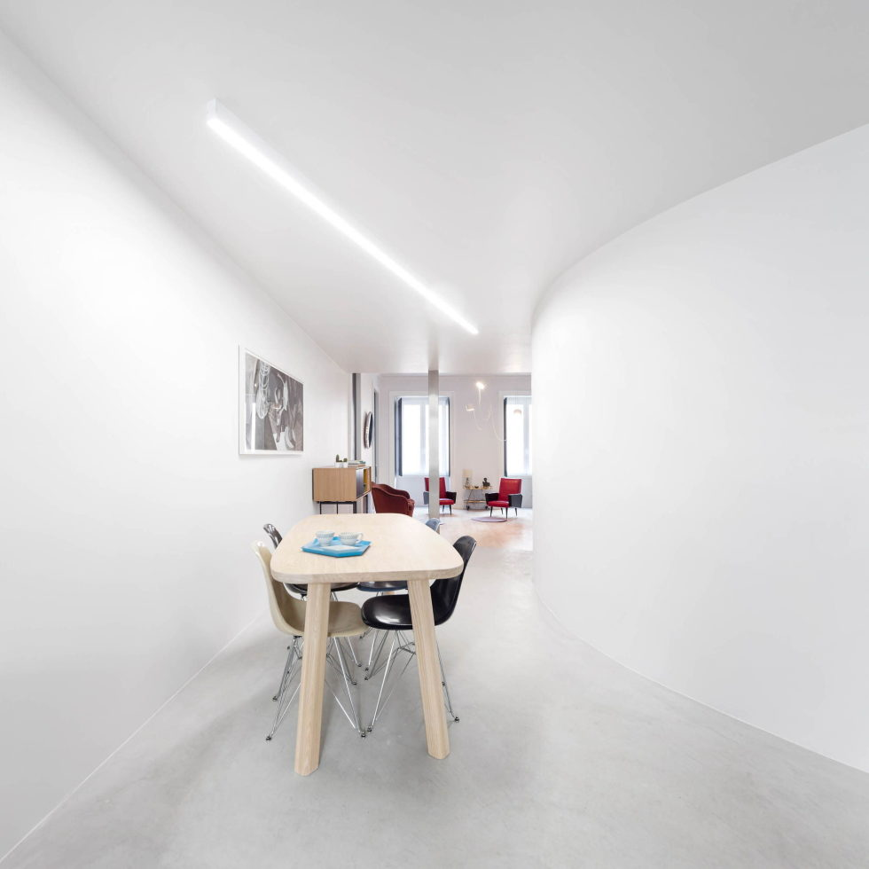 Chiado Apartments Seamless Day Spaces by Fala Atelier 8
