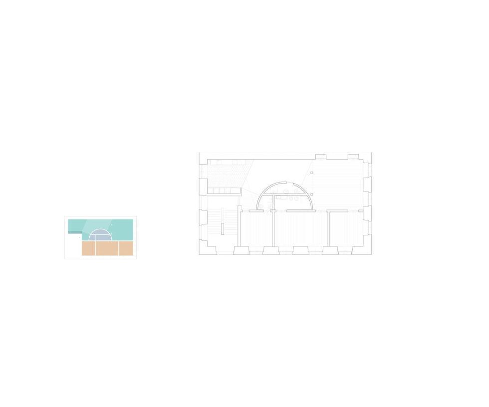 Chiado Apartments Seamless Day Spaces by Fala Atelier Plan 1