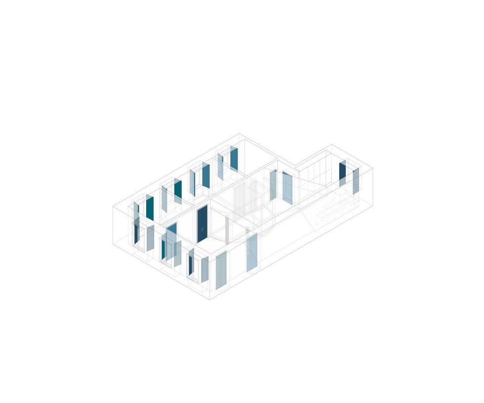 Chiado Apartments Seamless Day Spaces by Fala Atelier Plan 3