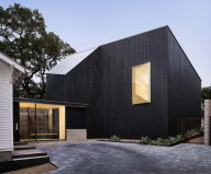 Hillside Residence In Texas Upon The Project Of Alterstudio Architecture Studio 1