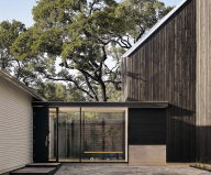 Hillside Residence In Texas Upon The Project Of Alterstudio Architecture Studio 2