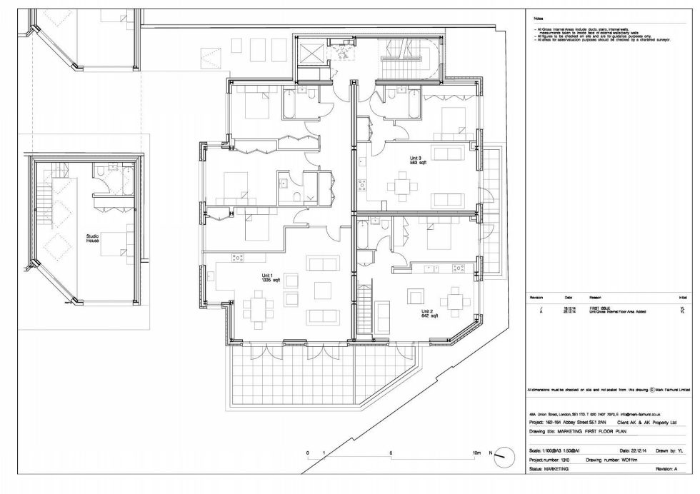 Koops Mill by Mark Fairhurst Architects Plan 1