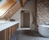 Reconstruction Of The Old Rural House In Netherlands 13