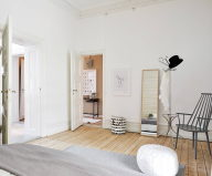 Scandinavian Interior Style A Spacious Flat In Goteborg 10