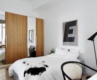 Scandinavian Interior Style A Spacious Flat In Goteborg 12