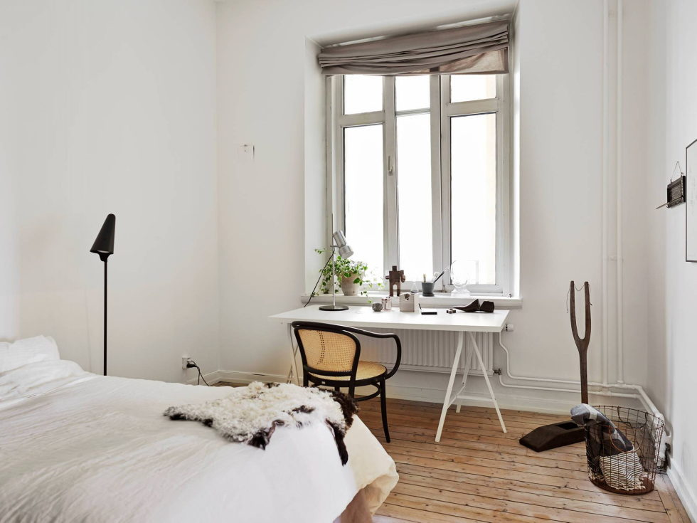 Scandinavian Interior Style A Spacious Flat In Goteborg 13