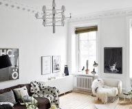 Scandinavian Interior Style A Spacious Flat In Goteborg 3