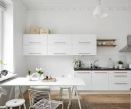 Scandinavian Interior Style A Spacious Flat In Goteborg 4