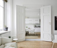 Scandinavian Interior Style A Spacious Flat In Goteborg 5