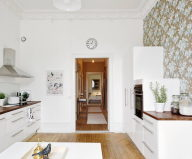 Scandinavian Interior Style A Spacious Flat In Goteborg 8