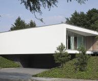 Spee Haelen Minimalism-Style Villa From Lab32 architecten Studio 1
