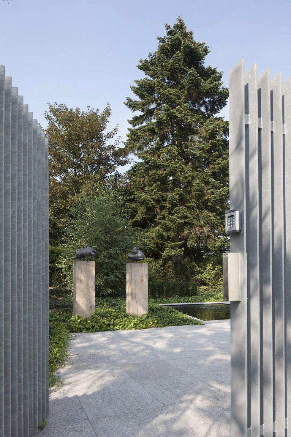 Spee Haelen Minimalism-Style Villa From Lab32 architecten Studio 12