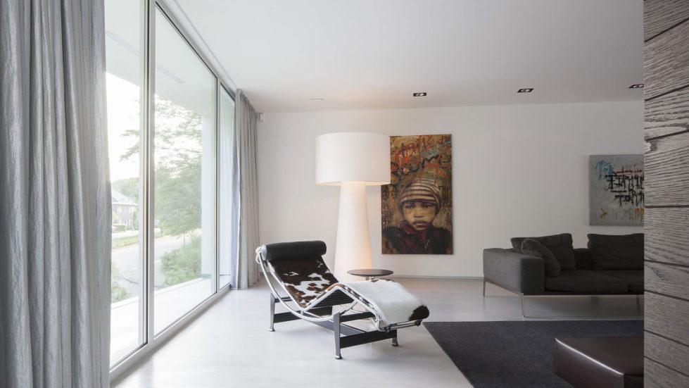 Spee Haelen Minimalism-Style Villa From Lab32 architecten Studio 13